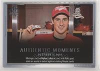 Authentic Moments - Dylan Larkin [EX to NM]