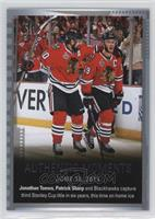Authentic Moments Multi-Player - Jonathan Toews, Patrick Sharp