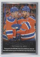 Authentic Moments Multi-Player - Connor McDavid, Taylor Hall [EXtoN…