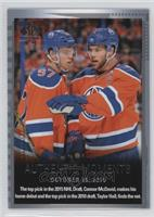 Authentic Moments Multi-Player - Connor McDavid, Taylor Hall