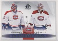 Franchise Icons - Patrick Roy, Carey Price #/199
