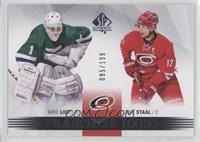 Franchise Icons - Mike Liut, Eric Staal /199
