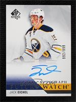 2018-19 SP Authentic Update - Jack Eichel (Autographed) [Mint] #/999