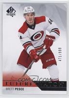 Future Watch - Brett Pesce #/999