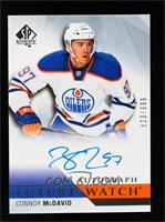 Future Watch Autographs - Connor McDavid #/999