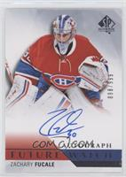 Future Watch Autographs - Zachary Fucale #/999
