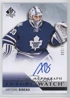 Future Watch Autographs - Antoine Bibeau #/999