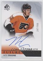 Future Watch Autographs - Nick Cousins #/999