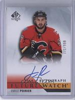 Future Watch Autographs - Emile Poirier /999
