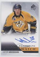 Future Watch Autographs - Viktor Arvidsson #/999