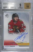 Future Watch Autographs - Artemi Panarin [BGS 9 MINT] #444/999