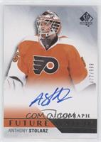 Future Watch Autographs - Anthony Stolarz #/999