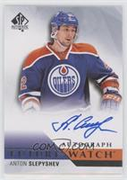 Future Watch Autographs - Anton Slepyshev #/999