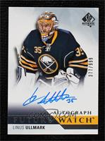 Future Watch Autographs - Linus Ullmark #/999