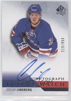 Future Watch Autographs - Oscar Lindberg #/999
