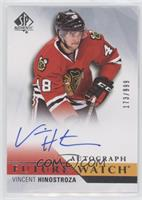 Future Watch Autographs - Vincent Hinostroza #/999