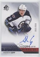 Future Watch Autographs - Andrew Copp #/999