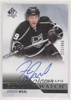 Future Watch Autographs - Jordan Weal #/999