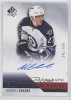 Future Watch Autographs - Nikolaj Ehlers #/999