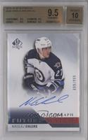 Future Watch Autographs - Nikolaj Ehlers [BGS 9.5 GEM MINT] #/999