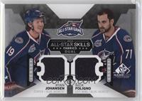 Nick Foligno, Ryan Johansen