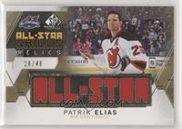 Patrik Elias #/49