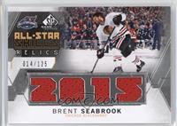 Brent Seabrook /125