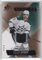 Authentic Rookies - Devin Shore #/399