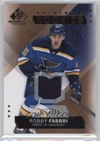 Authentic Rookies - Robby Fabbri #/399