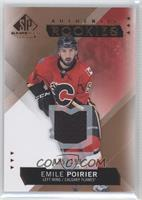 Authentic Rookies - Emile Poirier #/399