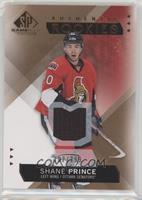 Authentic Rookies - Shane Prince #/399