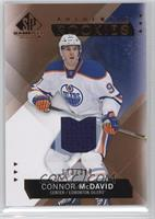Authentic Rookies - Connor McDavid /399