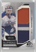 Patches - Bill Ranford #/15