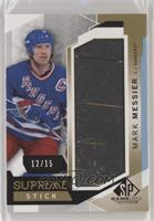 Sticks - Mark Messier #/15