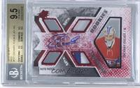 Rookie Auto Patch - Zachary Fucale /50 [BGS 9.5]
