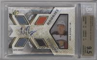 Rookie Auto Jersey - Nick Ritchie /499 [BGS 9.5]