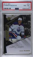 Shift Change - Connor McDavid [PSA 8 NM‑MT]
