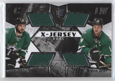 2015-16 SPx - X-Jersey Dual #XD-BS - Tyler Seguin, Jamie Benn