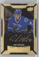 Lustrous Rookies Signatures - Jake Virtanen #/25