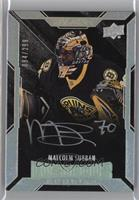 Lustrous Rookies Signatures - Malcolm Subban [Noted] #/299