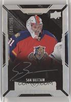 Lustrous Rookies Signatures - Sam Brittain [Noted] #/299