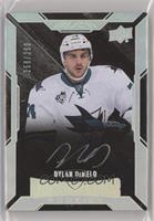 Lustrous Rookies Signatures - Dylan DeMelo [EXtoNM] #/299