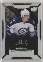 Lustrous Rookies Signatures - Andrew Copp [Noted] #/299