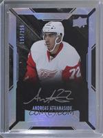 Lustrous Rookies Signatures - Andreas Athanasiou #/299