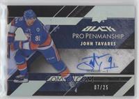 John Tavares #/25