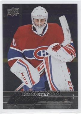 2015-16 Upper Deck - [Base] - Silver Foil Board #461 - Young Guns - Zachary Fucale