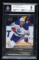 Young Guns - Connor McDavid [BGS 9 MINT] #42/100