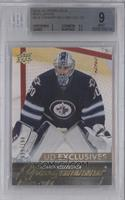 Young Guns - Connor Hellebuyck [BGS9MINT] #/100