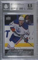 Young Guns - Connor McDavid [BGS 8.5 NM‑MT+]