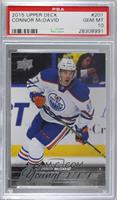 Young Guns - Connor McDavid [PSA 10 GEM MT]